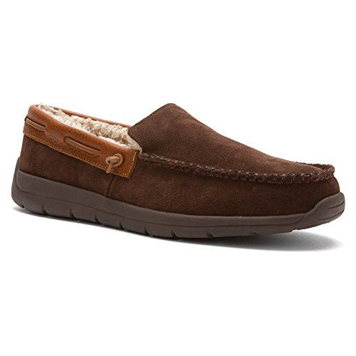 Tempur-Pedic Men's Upslope Chocolate slippers 9 W Tempur-... https://www.amazon.ca/dp/B00NHXQIX0/ref=cm_sw_r_pi_dp_x_FdSNybJ8YY79A