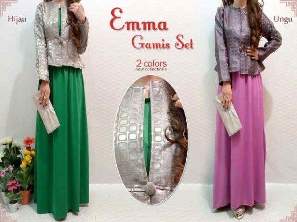 Emma #Gamis Set