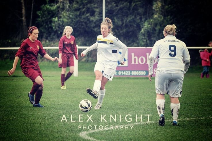 "Leeds Ladies Win Seventh In a Row - ""Those Stats Are Made From Hard Work"" // Lauren Griffiths by Alex Knight"