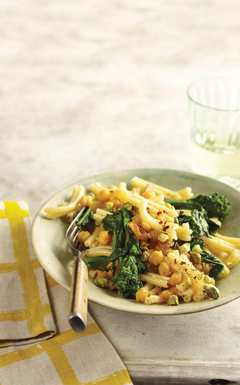 Spicy Broccoli Raab and Gemelli