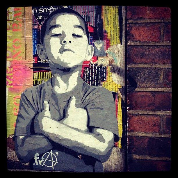 Pin by Michelle Lowe-Holder on July 2013: Street Art | Pinterest