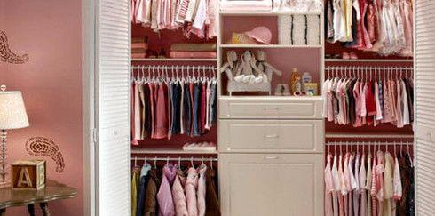 Хранение одежды в детской комнате: вдохновляющие идеи
