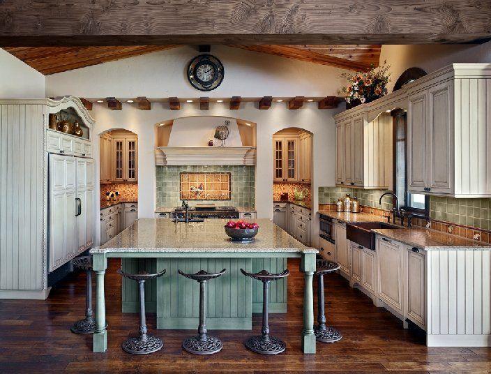 14 best kitchen island ideas images on pinterest country for Country kitchen island ideas
