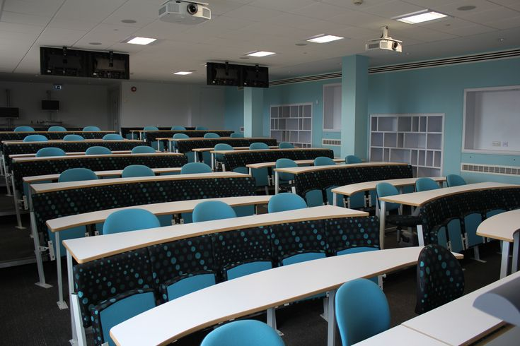 University of Birmingham Swivel Seating