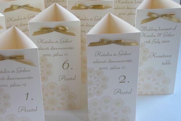 PRAMON CARD / menu
