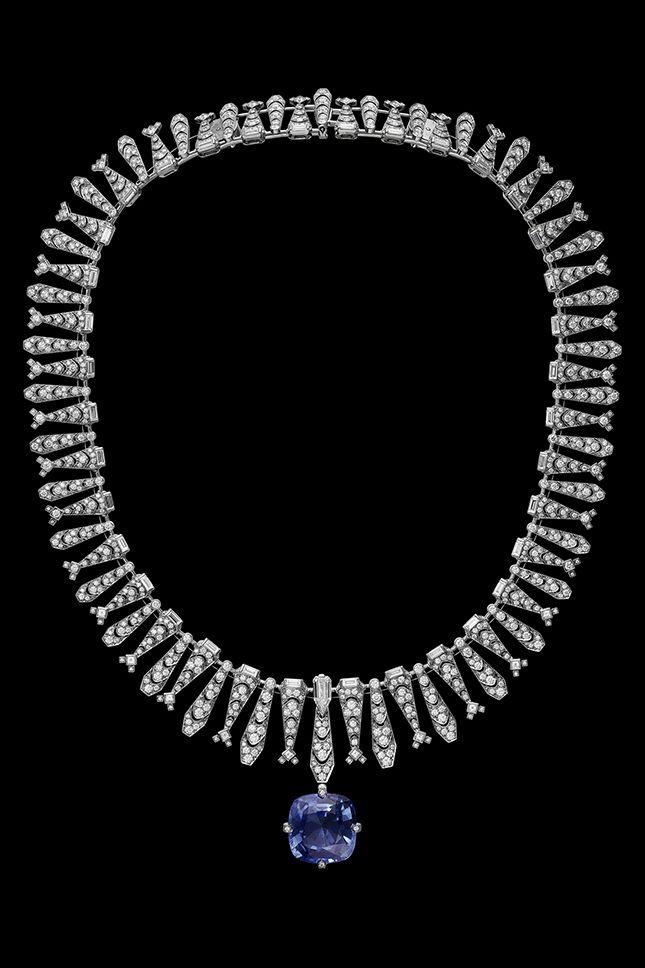 Бриллианты, золото, волшебство —новая коллекция драгоценностей Cartier Magicien   Украшения   VOGUE