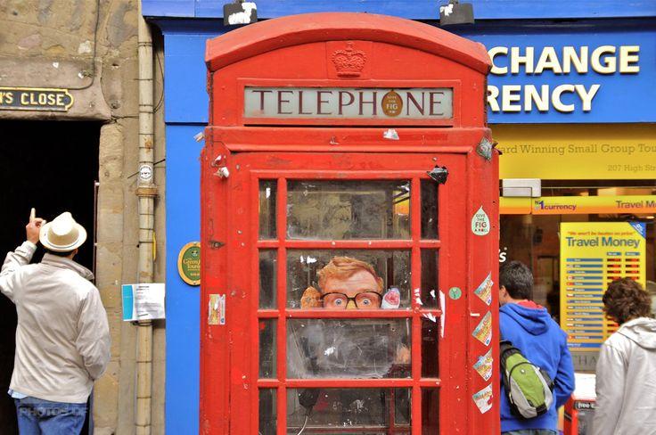 Someone's Watching - photo 11 of 23 from 23PhotosOf.com/edinburgh
