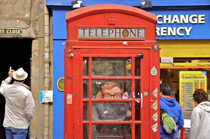 Someone's Watching photo | 23 Photos Of Edinburgh