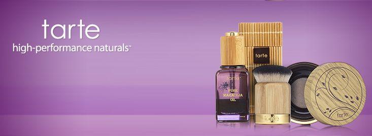 Tarte Cosmetics UK | Make-Up & Skincare | QVCUK.com
