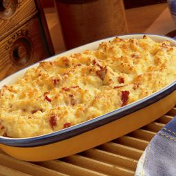 Bob Evans Original Mashed Potatoes                                                                                                                                                                                                            Reuben Casserole