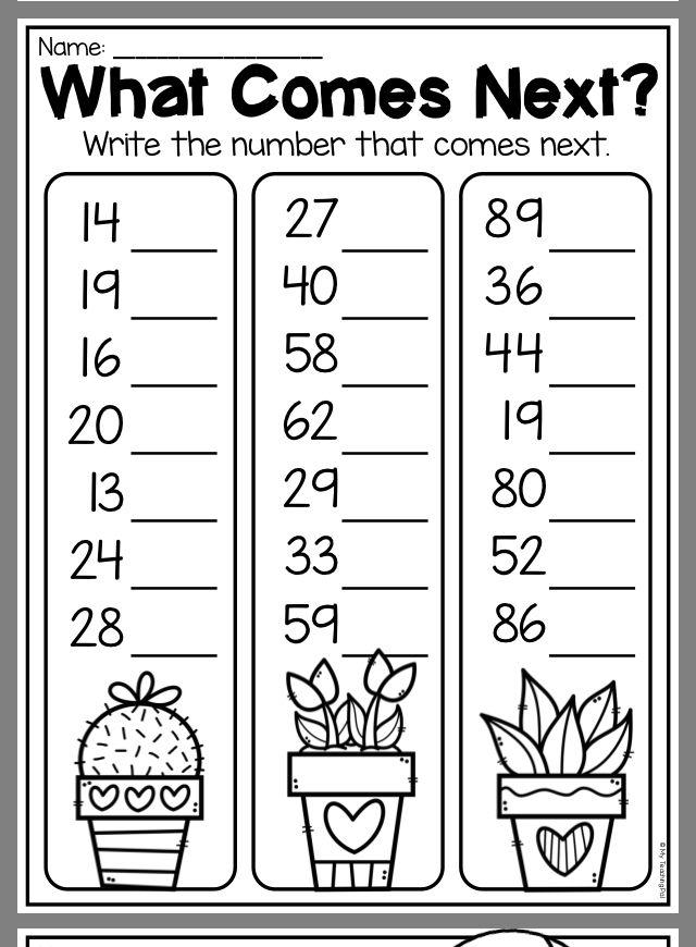 Pin By Shaheera Abdulla On Math Centers First Grade Math Worksheets Kindergarten Math Worksheets 1st Grade Math Worksheets