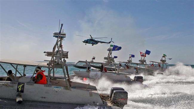 Iran pantau seluruh aktivitas pasukan asing di Teluk Persia
