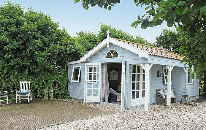 Blue Cottage in Callantsoog