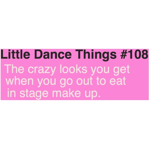 yupp. been there, done that. sooo many times. haha