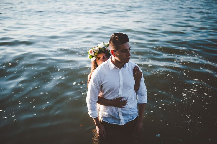 Dallas Kolotylo Photography | Spanish Banks beach engagement session – Ricardo and Stephanie | http://dallaskphoto.com