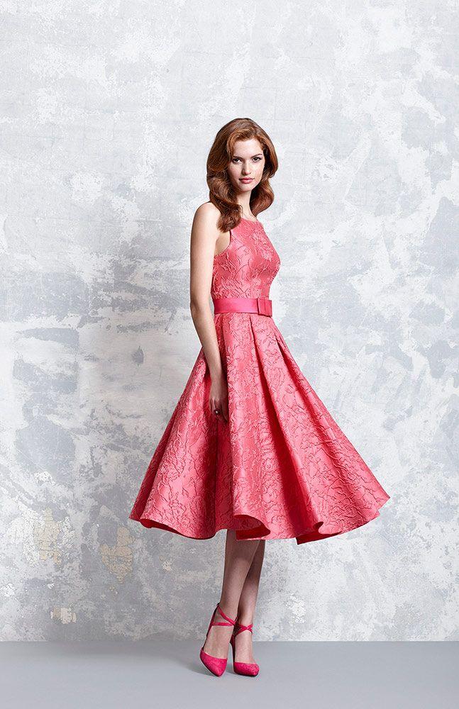 The 140 best Moda. Vestidos de fiesta images on Pinterest | Evening ...