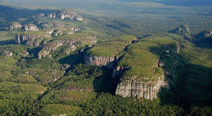 Parque nacional natural serrania del chiribiquete