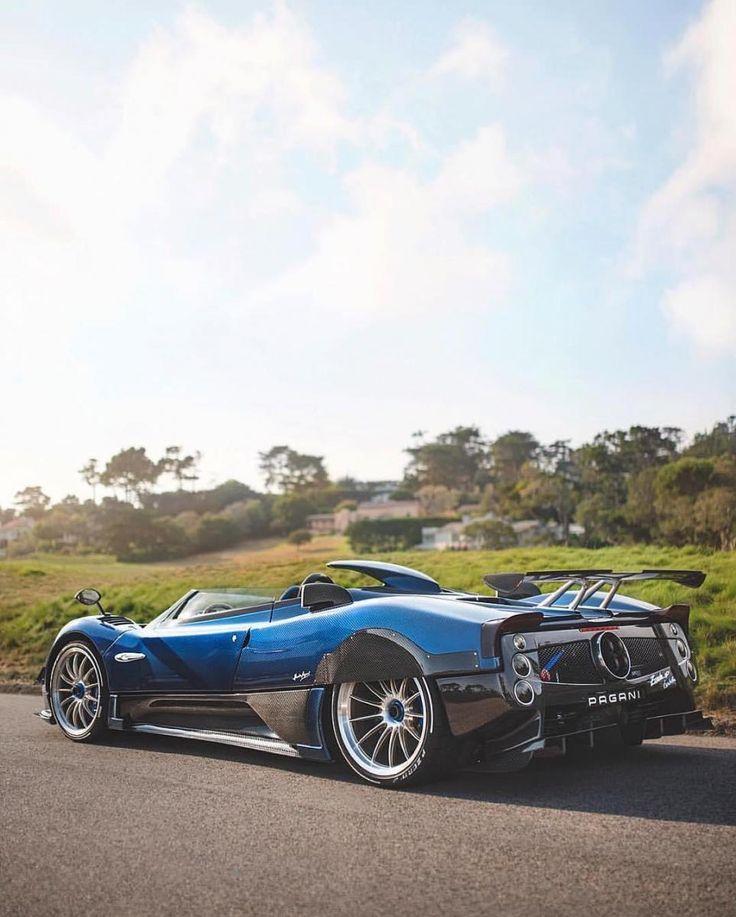 Pagani Zonda Hp Barchetta Exotische Autos Alte Autos Exotische Sportwagen