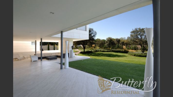 Luxury Villa for Sale in Madrid, Spain. CLICK ON IMAGE FOR INFO & PRICE.