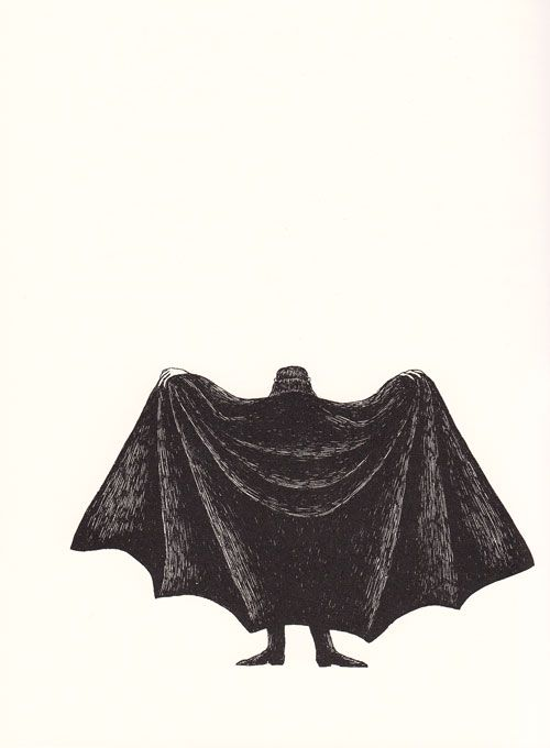 When Edward Gorey Illustrated Dracula: Two Masters of the Macabre, Together   Brain Pickings