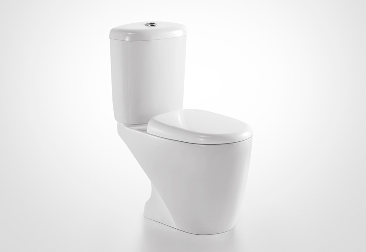 Grove two piece toilet