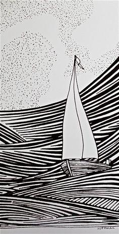 Mar esquemático