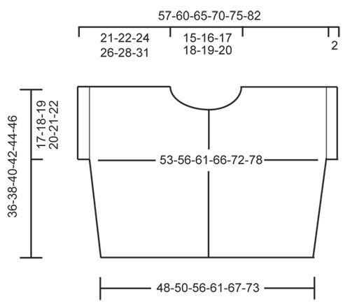 Knitted DROPS jacket in Alpaca Boucle. Size: S - XXXL. Free pattern by DROPS Design.