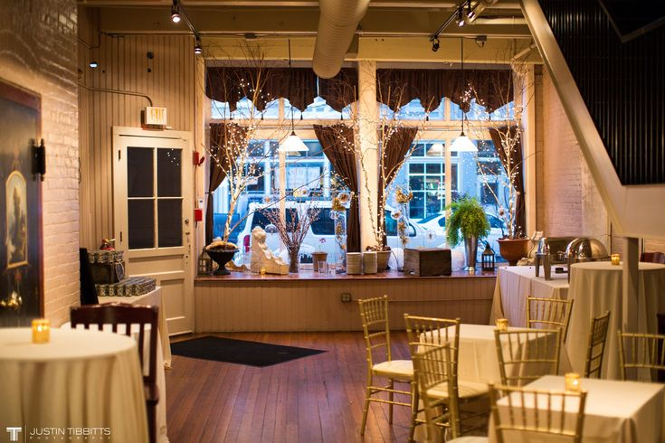 Sara and Michael's Revolution Hall, Troy NY Wedding - Justin Tibbitts PhotographyJustin Tibbitts Photography