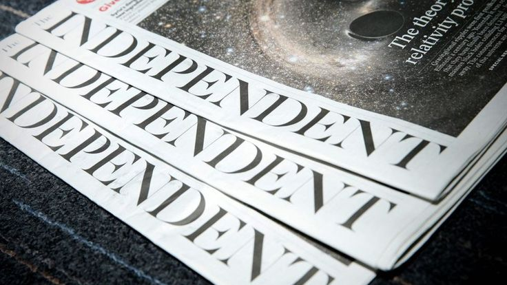 The Independent and Independent on Sunday newspapers are to cease print editions in March, leaving an online-only edition, their owner says.