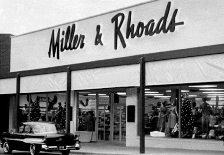 Miller And Rhoads Tea Room Menu