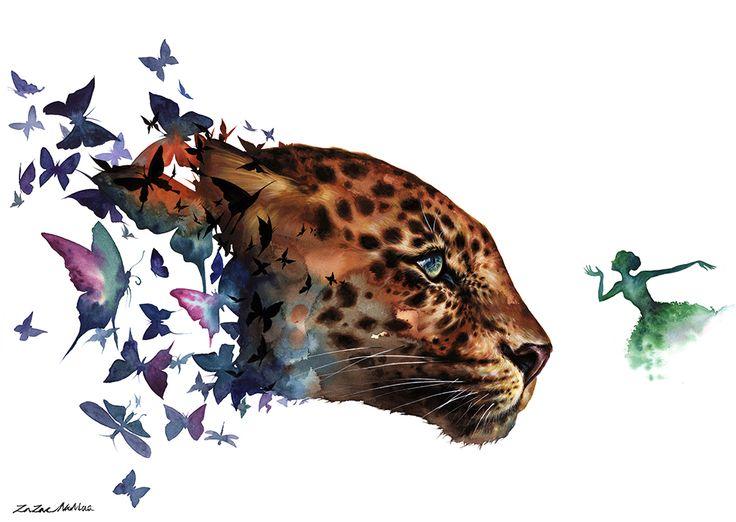 Leopard - ZAZAC NAMOO