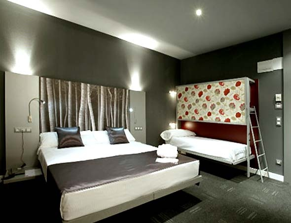 Déco urbaine chambre  For the Home  Pinterest