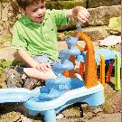 Haba waterpark starter set archimedean 4x