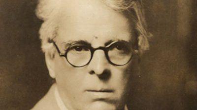 Poemas de Wliiam Butler Yeats. O premiado poeta irlandês.
