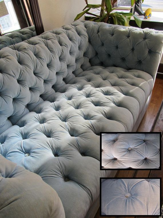 Vintage Classic Chesterfield Sofa Where The Heart Is Sofa