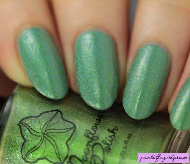 Mejores 149 imágenes de Nail Art-Stamping en Pinterest