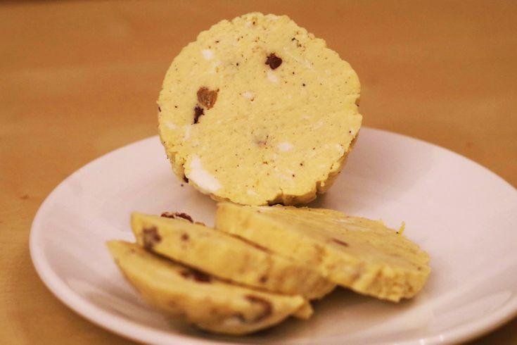 Sárga túró recept - húsvéti ötlet