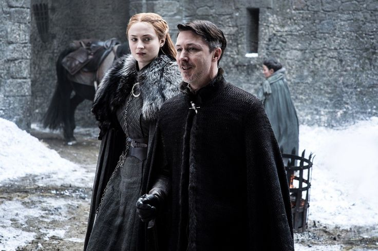 Game of Thrones: Aidan Gillen on Littlefingers Stark Obsession