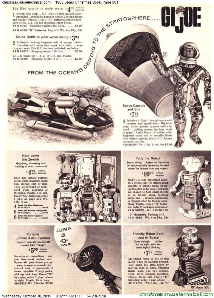 Pin By Walks With Bear On Gi Joe 1964 1970 With Images Vintage Toys Vintage Toys 1970s Christmas Catalogs