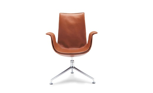 Study chair   FK Bucket Chair by Walter Knoll