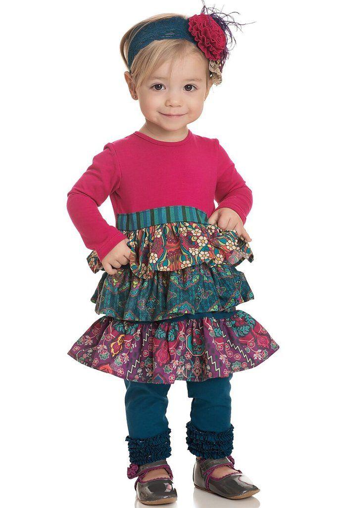 Paisley Dress - Pink