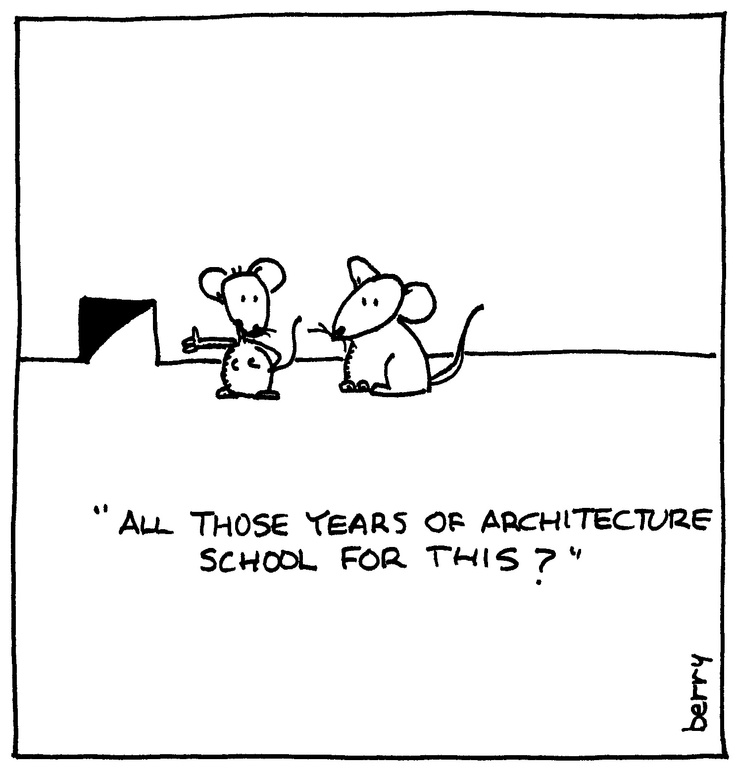 26 best images about three architects walk into a bar