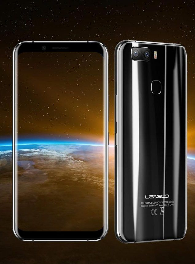 Leagoo S8 Pro | bezel-less-phones com, the only website