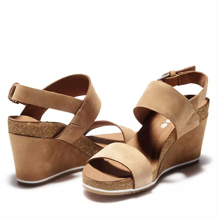 al límite discordia interno  CAPRI SUNSET WEDGE SANDAL FOR WOMEN in 2020   Boots uk, Womens sandals, Timberland  uk
