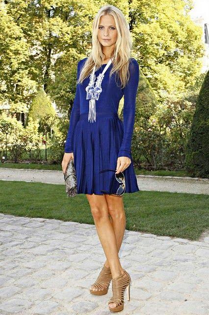 90 best Royal Blue images on Pinterest | Cobalt blue, Fashion and ...
