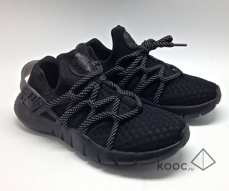Nike Air Huarache NM Black
