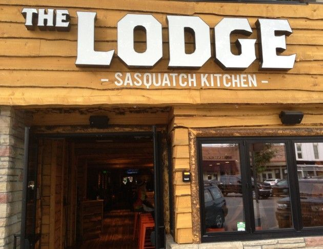 The Lodge Sasquatch Kitchen Fort Collins, CO. Featured on Diners, Drive-ins & Dives
