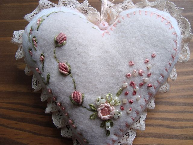 embroidery pincushion