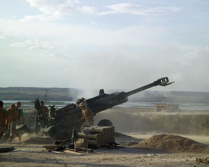 M777 Howitzer Helmand April2007 - M777 howitzer - Wikipedia, the free encyclopedia