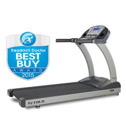 True PS100 Treadmill Review - Our 2015 best buy winner for the $2,500 to $2,999 range! If you are having to stretch to buy a True, the PS100 is the first model I would buy personally. Think BWM 5 Series